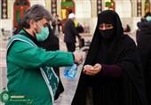 جشن عید غدیر با رعایت پروتکلهای بهداشتی در بارگاه رضوی برپا میشود