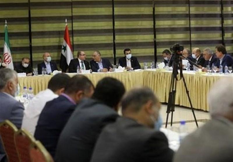 قالیباف:باید موانع مالی و لجستیکی فعالیت بخش خصوصی ایران و سوریه رفع شود