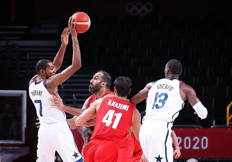 Tokyo 2020: USA Basketball Team Defeats Iran