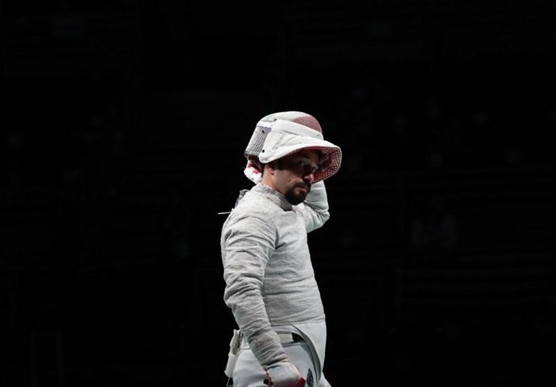 شمشیربازی - المپیک 2020 توکیو ,