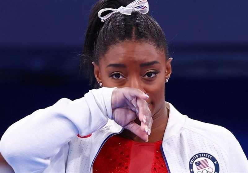 المپیک ۲۰۲۰ توکیو| بازگشت ژیمناست جنجالساز آمریکایی به مسابقات