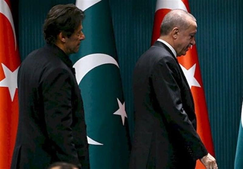 کشور ترکیه , کشور پاکستان , رجب طیب اردوغان ,