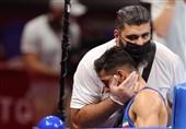 المپیک 2020 توکیو| علی استکی: شهبخش خیلی خوب کار کرد/ مربیان کوبایی از او تمجید کردند