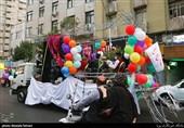 """خراسان جنوبی """"عید غدیرخم"""" غرق در شادی و سرور است"""