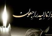"""پیکر مادر گرامی شهیدان """"کریمی رزکانی"""" در کرج تشییع شد"""