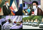 اهدا جهیزیه به 114 نوعروس نیازمند لرستانی / زوجهایی که دهه ولایت راهی خانه بخت شدند+ فیلم