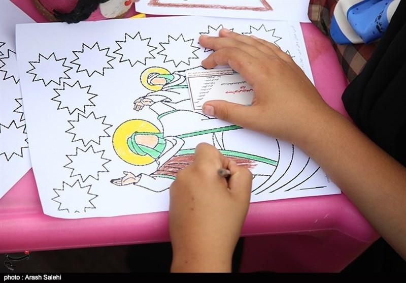 جشن بزرگ عید غدیر در قزوین به روایت تصویر