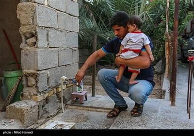 آب نیمی از ساکنان کلانشهر کرمانشاه قطع شد/ آبفا: مردم شکیبایی داشته باشند