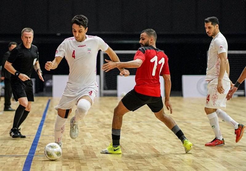 Iran Advances to Thailand Futsal Tournament Final