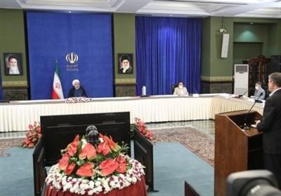 افتتاح طرحهای ملی ریلی و آزادراهی وزارت راه توسط رئیسجمهور