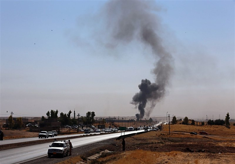 5 Killed in Iraqi Army Helicopter Crash: Military (+Video)