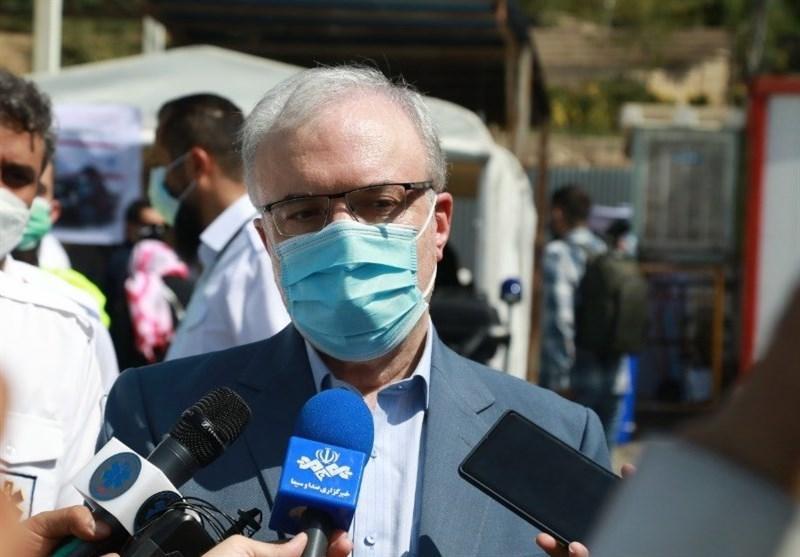 نمکی: محمولههای جدید واکسن کرونا در راه است/ آغاز واکسیناسیون اصحاب سینما از هفته آینده