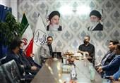 افتتاح دبیرخانه مرکزی بنیاد ملی کرامت در مشهد/ پای حمایت از هنر انقلابی ایستادهایم