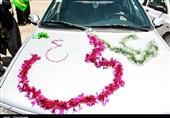 راهپیمایی خودرویی عید غدیرخم در استان مرکزی به روایت تصویر
