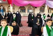 110 نفر از سادات جلیلالقدر زنجان به مناسبت عید غدیر خم تجلیل شدند + عکس