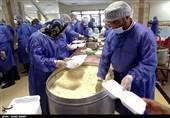 پخت طعام غدیر در قزوین به روایت تصویر 