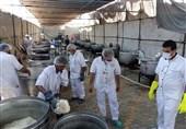 توزیع بیش از 10 هزار پرس غذا به مناسبت عید غدیر در پرند