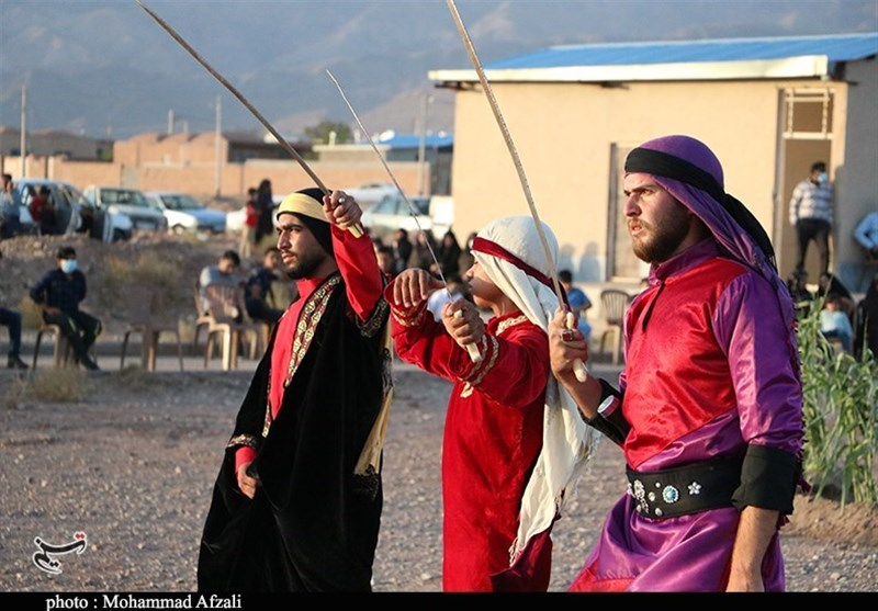 استان کرمان , غدیر خم   عید غدیر خم , تعزیه , هیئت ,