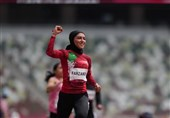 المپیک 2020 توکیو| فصیحی: از رکوردم راضی نبودم/ بدنم بیدار نبود