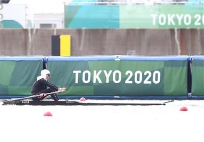 المپیک2020| رقبای من باور نمیکردند فقط در پیست هزار متر تمرین کردم