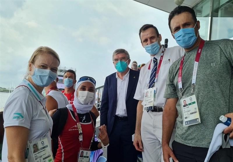 قایقرانی - المپیک 2020 توکیو , کمیته بینالمللی المپیک (IOC) , المپیک 2020 توکیو ,