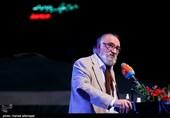 سخنرانی داریوش ارجمند بازیگر سینما و تلویزیون در مراسم اختتامیه جشنواره بزرگ صالح