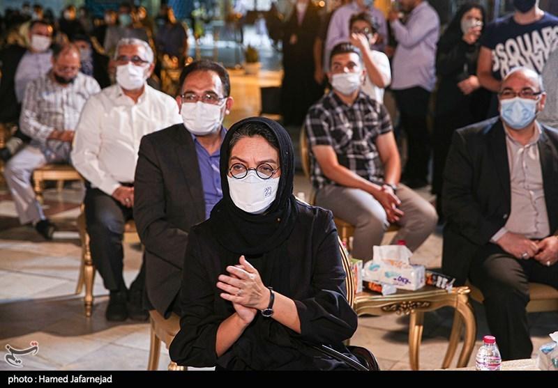 منیره قیدی کارگردان و داور بخش داستانی جشنواره بزرگ صالح