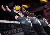 المپیک 2020 توکیو| یک پیروزی دیگر برای تیم ملی والیبال کانادا/ شکست آمریکا در بازی پراشتباه