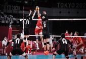 المپیک 2020 توکیو| تداوم صدرنشینی والیبال لهستان با پیروزی بر ژاپن