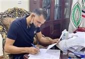 ثبتنام یونس محمود در انتخابات فدراسیون فوتبال عراق