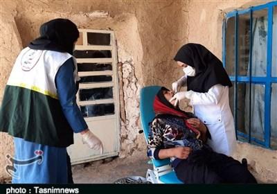 4 تیم بسیج جامعه پزشکی به منطقه محروم قلایی سلسله اعزام شدند