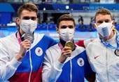 المپیک 2020 توکیو| واکنش تند شناگر آمریکایی به مدال طلای ورزشکار روسی