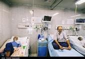 """کمبود پرستار مهمترین مشکل تنها بیمارستان """"قشم""""/ این جزیره رتبه نخست فوتیهای کرونایی استان هرمزگان را دارد"""