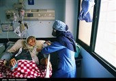 بیمارستان های گنبد کاووس در پیک پنجم کرونا