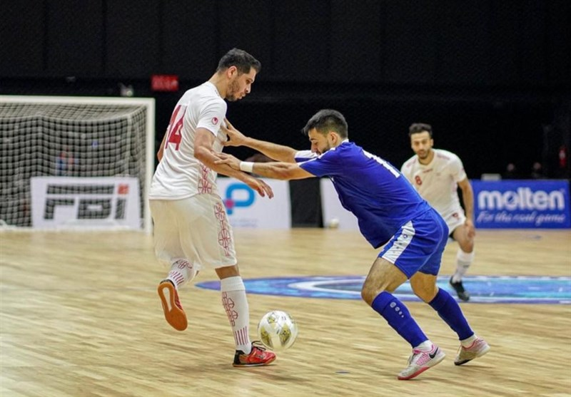 Iran Wins Continental Futsal Championship
