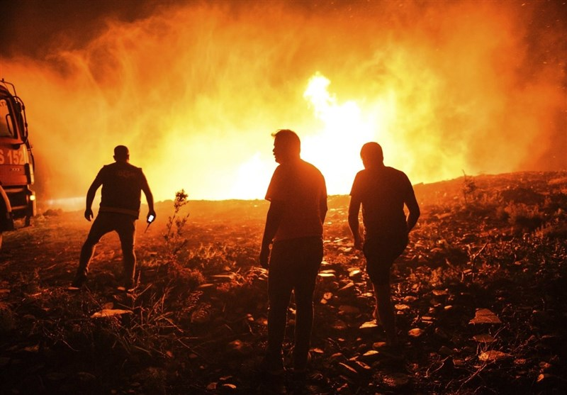 Iran Sympathizes with Turkey Over Wildfire Casualties