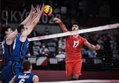 المپیک 2020 توکیو| صالحی؛ امتیازآورترین بازیکن ایران مقابل ایتالیا