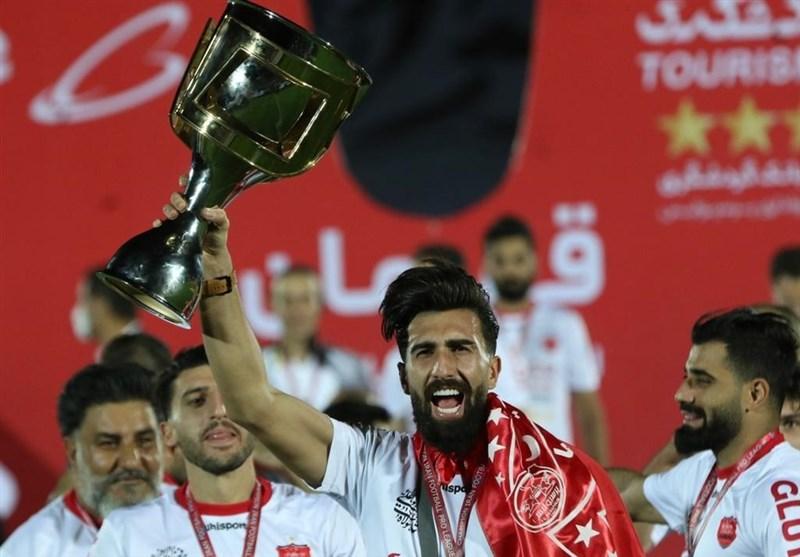 Persepolis Winger Shojaei Undergoes Successful Surgery