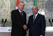 گفتوگوی تلفنی روسای جمهور ترکیه و الجزایر درباره تونس