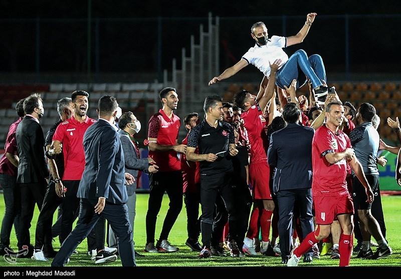 پرسپولیس در لیگ بیستم؛ همچنان روی نوار موفقیت با فرمول گلمحمدی