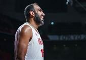 المپیک 2020 توکیو| حدادی؛ مؤثرترین بازیکن ایران مقابل فرانسه