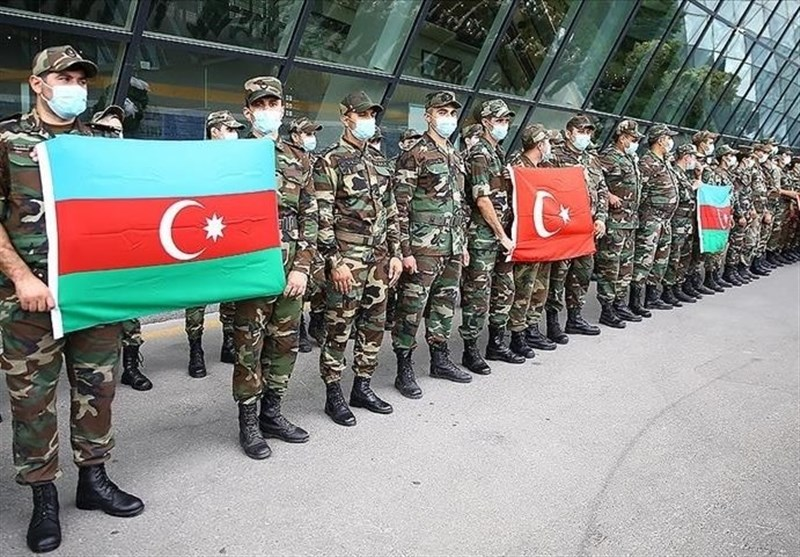 اعزام 500 نیروی آتش نشان از جمهوری آذربایجان به ترکیه و آمادگی چند کشور برای کمک