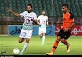 روایت تصویری تسنیم از دیدار تیمهای مس رفسنجان و ذوب آهن اصفهان