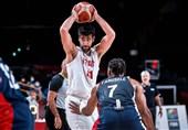 المپیک 2020 توکیو| کاظمی: وضعیت ما قابل مقایسه با سایر تیمها نیست/ 20 سال است فقط یک سالن بسکتبال داریم!