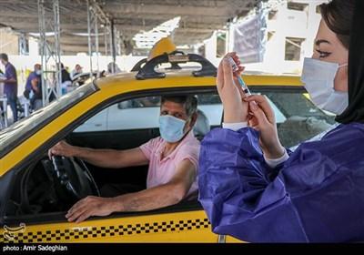 آغاز واکسیناسیون عمومی ناوگان حمل و نقل عمومی در شیراز
