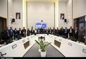 دومین نشست همفکری و تبادل نظر اعضای دوره پنجم و ششم شورای اسلامی شهر اصفهان به روایت تصویر