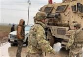 اهالی روستایی در شمال شرق سوریه مسیر نظامیان آمریکا را بستند