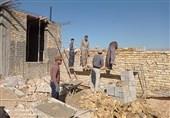 همت خالصانه گروههای جهادی در احیای روحیه همدلی و مشارکت در محلات شیراز