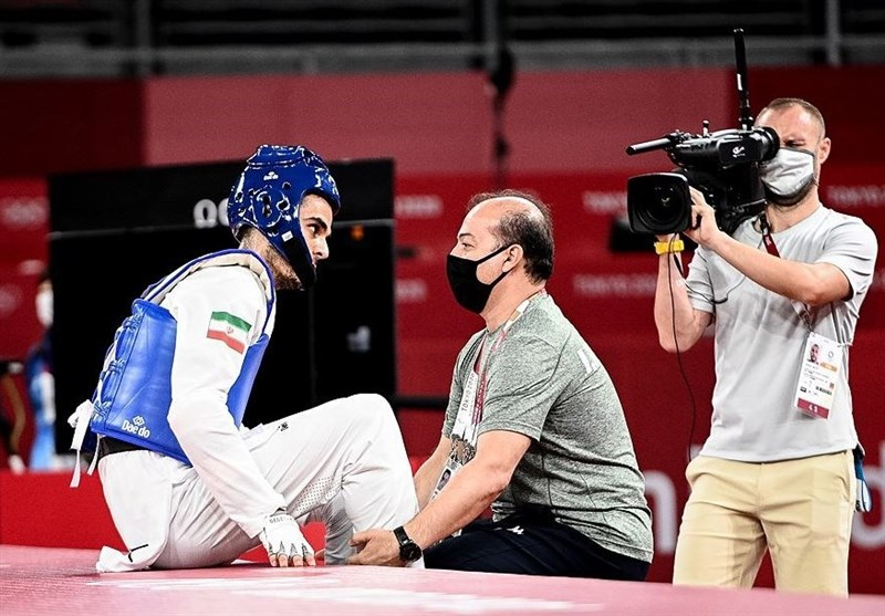 المپیک 2020 توکیو| عسکری: فدراسیون به قطع همکاری برسد، بدون هیچ مشکلی میروم/ بسحاق به خودش توهین کرد، نه من