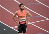 المپیک 2020 توکیو| تفتیان بین 59 دونده در رده بیستوهشتم ایستاد + عکس